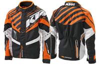 Wholesale KTM race lite pro jacket orange coat enduro off road dirtbike motorcycle jacket motocross rally racing jacket