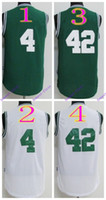 al black - boston celtics isaiah thomas green al horford green Rev Stitched Basketballl Jerseys free drop shipping size S XL