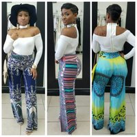 beautiful positions - 2016 Europe And The United States Sexy Digital Positioning Printing Casual Pants Beautiful Sexy Confortable Soft Eye contracting B