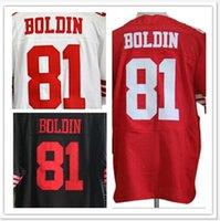 anquan boldin jersey - 81 Anquan Boldin elite jerseys San Francisco red white black size small S M L XL XXL XXXL XL