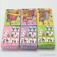 Cheap Rainbow loom rubber band Elastic Supplement DIY Colorful Silicone bracelet 200 bands +12 pcs S + 1 hook + Y FRAME