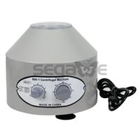 Wholesale 110V rpm ml x Electric Lab Medical Practice Centrifuge Machine
