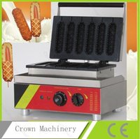belgian dogs - Hot dog waffle maker Belgian waffle maker for commercial and small business
