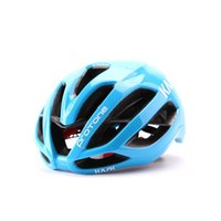 Wholesale 2016 Sky Team Kask Protone Helmet Ciclismo Casco Capacete Pare Bicicleta Colors Bicycle Cycling Head Protection Wear