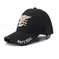 Wholesale Travel Hiking Mens Golf Hat Fahion Baseball Caps US army Marines Caps Mountaineer Fishing Sun Hat Army Navy Seal