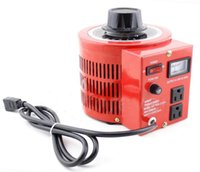 Wholesale 20A V Variac KW Variacs Variable AC V Output Transformer Regulator