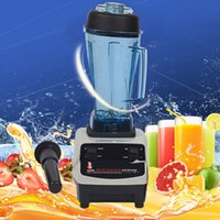 Wholesale 110V Blender Food Processor Variable Speed L Capacity Crusher w Ice Crusher Maker Commercial Home Juicer