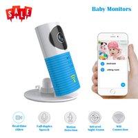 big ip - Big Sale P Wireless Wifi Baby Monitor Intelligent Alerts Night vision Intercom support iOS Android ip camera TF Card Storage