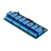 arduino shield design - Optocoupler Channel V Relay Module Shield For Arduino PIC AVR DSP ARM Professional Design lt US no tracking