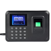 Wholesale Simple Operation No Software Fast Entry To Work Attendance Fingerprint Attendance Terminal F6114A