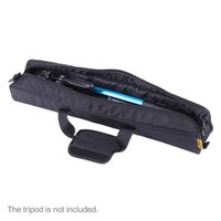 photographic stand - CADeN Black Padded Nylon Photographic Tripod Carrying Case Bag with Strap for Studio Light Stand Umbrellas Accessories D3741