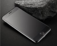 Wholesale Clear Tempered Glass Screen Protector For Apple iPhone S D Thin Protective Film inch Screen Protector
