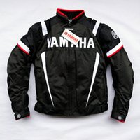 Wholesale YAMAHA Oxford jacket Motorcycle Racing Jacket Man motorcycle jacket clothing Knight Motorcycle Jacket safety jacket winter coats
