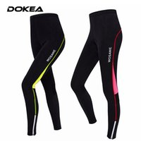Wholesale New Bicycle Cycling Pants Tights Sportswear Women s Bike ciclismo Cycling Riding Clothing Silicone Cushion Pants Sport Trousers