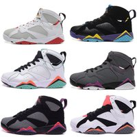 aj7 - New Air Retro Basketball Shoes Women VII Boots Sneakers AJ7 Color Sport Shoes High help mens