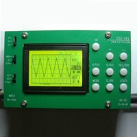 Wholesale LCD Screen Display DIY Digital Oscilloscope Kit Set Parts With Panels new arrival