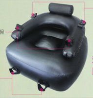 Wholesale Lovetoy Inflatable Sex love chairs adult sex furnitures bondage realistic inflatable doll sex chair Inflatable