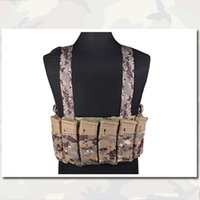 airsoft scar - Speed SCAR H Chest Rig Airsoft Paintball Emerson Combat Tactical Gear Carrier Wargame Vest Multicolor