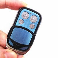 best wireless transmitter - Best Quality Wireless Cloning Garage Door Remote Control Transmitter Duplicator fixed code MHz Self Copy key
