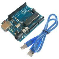 avr usb development board - UNO R3 Rev3 Development Board ATmega328P ATMEGA16U2 AVR w USB for Arduino