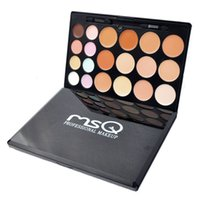 best foundation cream for makeup - Hot MSQ Best Quality Professional Color Piece Concealer Palette Colorful Foundation Makeup For Beauty
