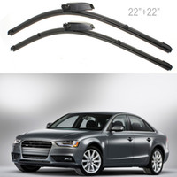 Wholesale High Quality X quot Left Right Windscreen Wiper Blade For Audi A4 B6 B7 S4 RS4 A6 MA176