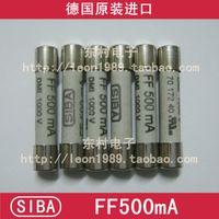 Wholesale Fluke Multimeter Fuse F15B F17B SIBA fuse FF500MA V X32mm