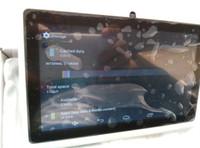 al por mayor android tablet with sim card slot-PC de la tableta de la venta con la función de llamada del teléfono PC de la pulgada del tamaño MDI de 7 pulgadas con la ranura para tarjeta del sim