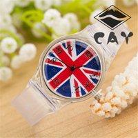 acrylic wind chimes - Fashion Wrist Watch Cartoon Wind Chime Pattern Women Wrist Watch Casual Analog Quartz Watch