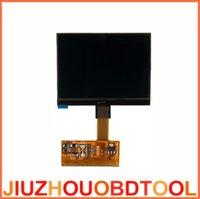 audi tt screen - 2016 For AUDI TT LCD Display Screen for audi TT Jaeger A3 A4 Jaeger LCD dash dashboard repair Car Diagnostic Scanner