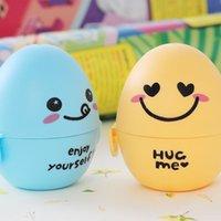 Wholesale SMILE MARKET Adorable Children Gifts Random Color Mini Egg Shape Storage Box