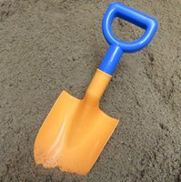 Wholesale 50pcs kids Sand Play toys plastic shovel cm children outdoor play toys Water fun Beach toys