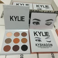 Wholesale 2016 Kylie Eye Shadow Cosmetics Bronze Eyeshadow KyShadow Palette new kylie Eye Shadow more stock