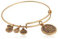Wholesale Hot Alex and Ani Initial Expandable Wire Bangle Bracelet Charms Bangle Antique Wire Bracelet for Women Men letters A Z available