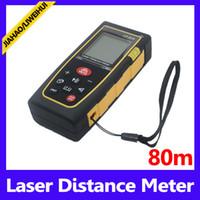 Wholesale Laser tape measures rangefinder best laser measure M distance meter laser moq free shippintg