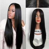 silk top full lace wigs - 8A Silk Top Full Lace Wigs Human Hair Lace Front Wig With Baby Hair Unprocessed Brazilian Silk Base Lace Wigs Black Women
