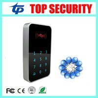 Wholesale RFID card access controller KHZ ID card standalone access control reader waterproof touch key door access control system
