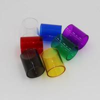 Wholesale glass replacement tube for e cigarette tank melo mini melo