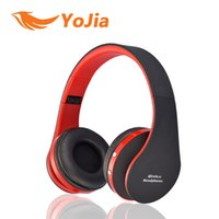 Wholesale Wireless Bluetooth Headphones Earphone Stereo Foldable Handsfree Headset with Mic Microphone for iPhone Galaxy HTC order lt no track