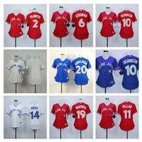 baseball jerseys cheap - women Toronto Blue Jays Jersey Josh Donaldson Jose Bautista Kevin Pillar Edwin Encarnacion Stroman Baseball jerseys cheap
