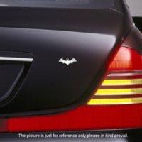 batman auto accessories - Car Styling Stickers D Cool Metal bat auto logo car styling car sticker metal batman badge emblem tail decal accessories EA