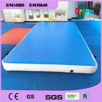 Wholesale m inflatable air track tumbling inflatable air track gymnastics