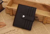 american business products - 2016 New Product Genuine Leather luxury wallet Casual Money pocket Modish Purse wallets for men Retail