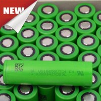 Wholesale 18650 Battery VTC5 Li ion Rechargeable Battery VTC4 VTC5 mah mah V A Battery By Fedex