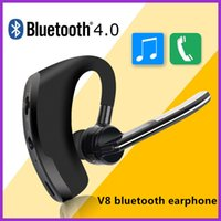 Wholesale Bluetooth Headset V8 Voyager Legend In ear Earphone Wireless Stereo Headphone For Phones With Retail Package VS HBS