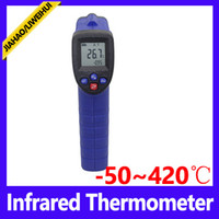 Wholesale Nice LCD Digital Non Contact IR Laser point Infrared Thermometer MOQ