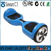 balance board cover - IO CHIC UL2272 Hoverboard Smart Balance Scooter IO CHIC C1 Self Balancing Electric Scooter Samsung Battery Safest UL Matte Cover Hover Board