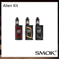 baby systems - SMOK Alien Kit With W Alien Mod Firmware Upgradeable ml TFV8 Baby Tank Top Refill System Original