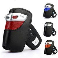 Wholesale Genuine Leather For Bmw Wallet Key F30 New Series X3 X4 I I I I Car Key Cover Wallet Key