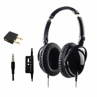active noise cancelling earphones - Newest Active Noise Cancelling Headphones With Mic Foldable Over Ear HiFi Noise isolation Headset Networld Earphone Auriculares